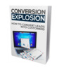 Thumbnail Conversion Explosion How To Convert Leads into Customers
