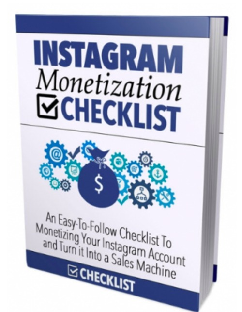 Pay for Instagram Monetization Checklist