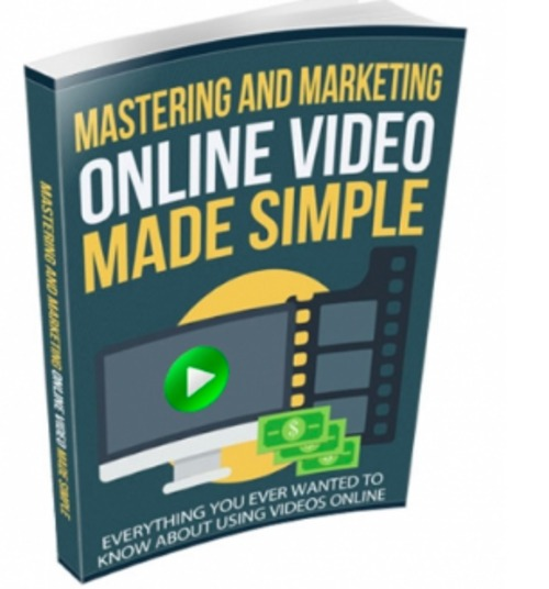 Pay for Mastering and Marketing Online-Video-Made-Simple