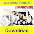 bobcat s175 s185 parts manual for skid steer loader improved manual 17 ...