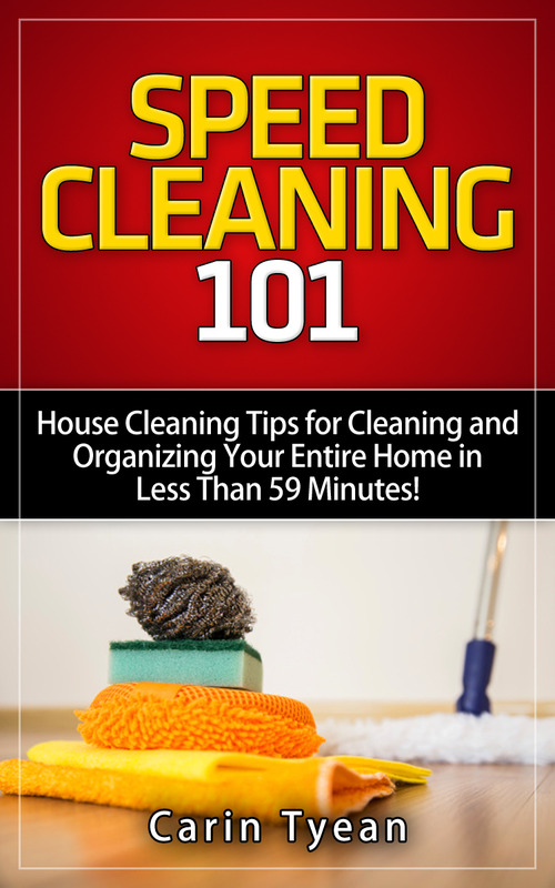 Pay for Speed Cleaning 101: House Cleaning Tips for Cleaning and Org