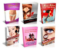 Thumbnail Beauty And Enhancement Niche Packs (6 eBooks) PLR with MRR