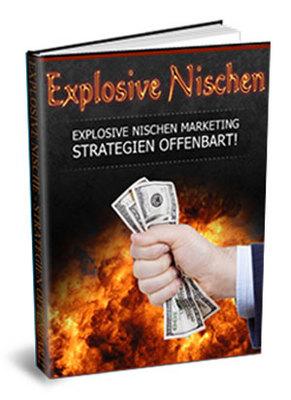 Pay for Explosive Nischen - Marketing Strategien Offenbart