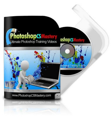 Pay for Photoshop CS Mastery Video Tutorials