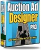 Thumbnail Auction Ad Designer PRO with master resell rights