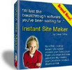Thumbnail Instant Site Maker with resale rights
