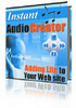 Thumbnail Instant Audio Creator with master resell rights