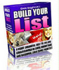 Thumbnail Build your list with mrr