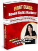 Thumbnail First Class Resell Rights - with master resell rights