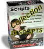 Thumbnail Script Collection 29 scripts plus Bonus - with MRR