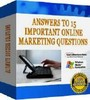 Thumbnail Answers to 15 Important Online Marketing Questions - PLR