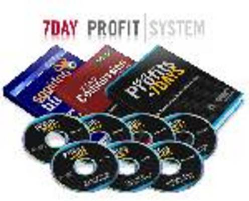 Pay for 7 Day Profit System with mrr