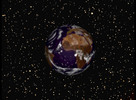 Thumbnail Spinning Earth animated GIF