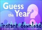 Thumbnail Guess The Year - 1999