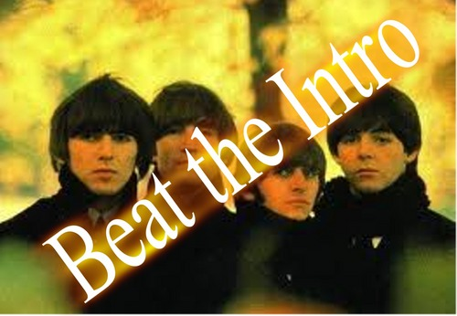 Pay for Beat the Intro The Beatles