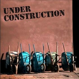 Pay for The wall under construction (very rare) 3