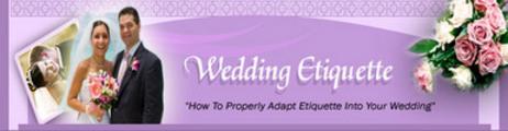 Thumbnail Wedding Etiquette Seminar