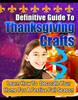 Thumbnail Definitive Guide To Thanksgiving Crafts Seminar
