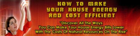 Thumbnail How To Make Your Home Energy Cost Efficient Seminar