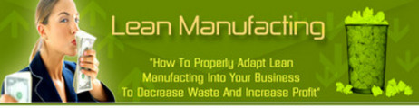 Thumbnail Lean Manufacturing 5 Day Ecourse
