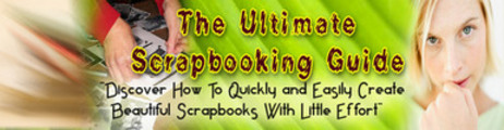 Thumbnail The Ultimate Scrapbooking Guide 5 Day Ecourse