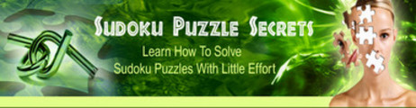 Thumbnail Sudoku Puzzle Secrets 5 Day Ecourse