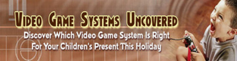 Thumbnail Video Game Systems Uncovered 5 Day Ecourse