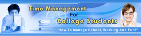 Thumbnail Time Management For College Students Seminar