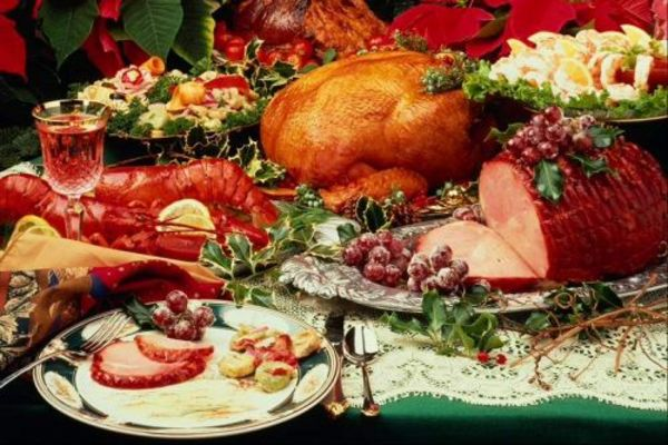 Christmas food seminar download educational