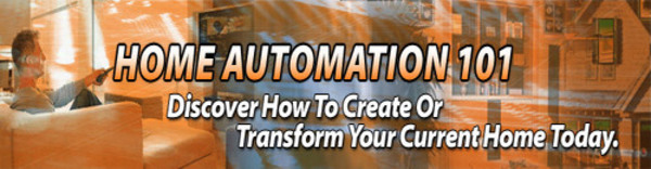 Pay for Home Automation 101 Seminar
