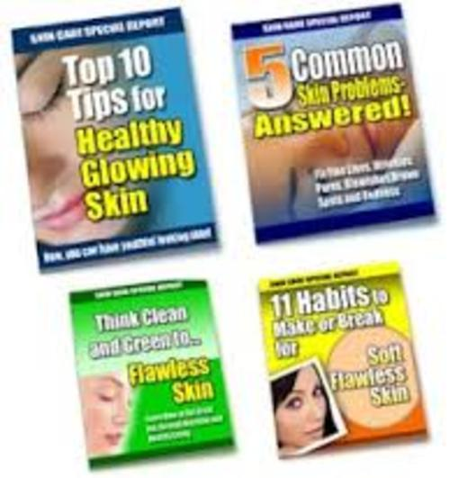 Pay for 128 Health And Beauty Ebooks Download Collection
