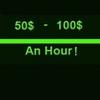 Thumbnail Make $50-$100 -per hour
