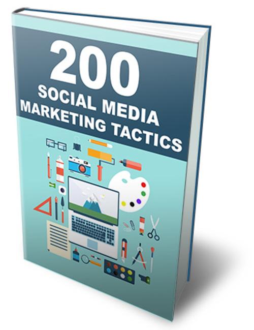Pay for 200 Social Media Marketing Tactics