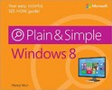 Thumbnail Windows 8  plain and simple-Eazy Guide
