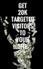Thumbnail Get 200k Laser Targeted Visitor To Your Niche