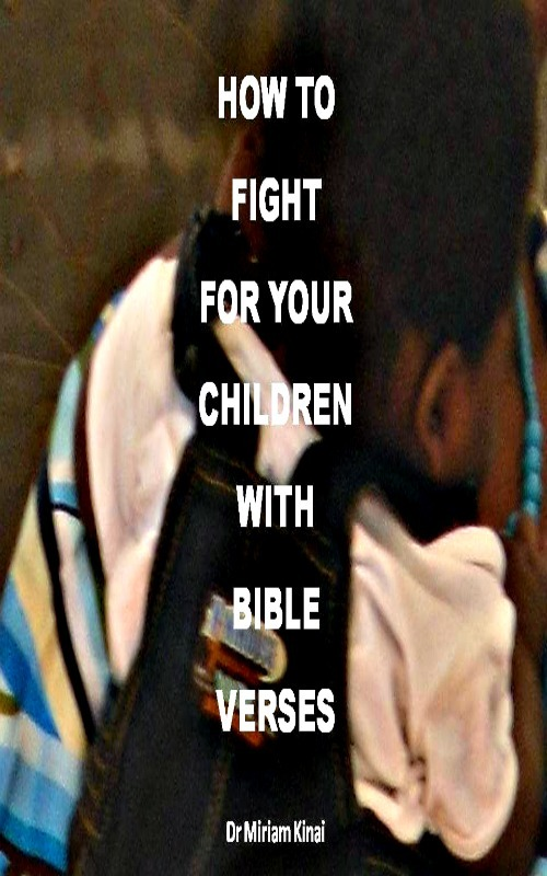Pay for How to Fight for Your Children with Bible Verses