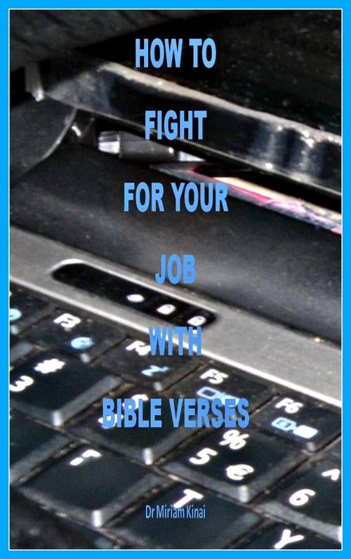 Pay for How to Fight for your Job with Bible Verses