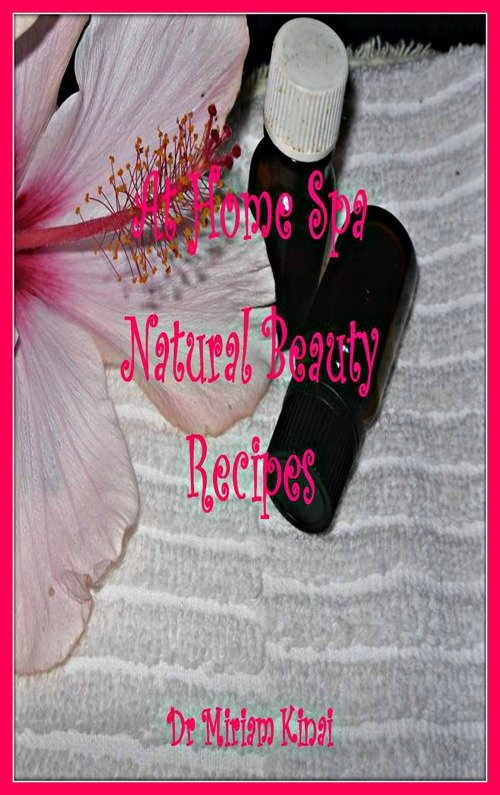 Pay for At Home Spa Natural Beauty Recipes