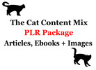 Thumbnail Cats - Content Mix PLR Pack
