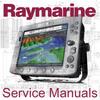 Thumbnail Raymarine C120 Service Manual