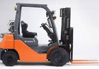 Thumbnail Toyota Forklift Truck 5FB-Series: 5FB10-30 Workshop Manual