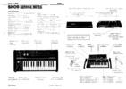 Thumbnail Roland sh09 sh-09 sh 09 complete service manual
