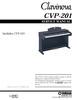 Thumbnail Yamaha cvp201 cvp-201 cvp complete service manual