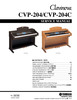 Thumbnail Yamaha cvp204 cvp-204 cvp204c complete service manual