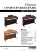 Thumbnail Yamaha cvp305 cvp-305 complete service manual