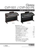 Thumbnail Yamaha cvp-501 cvp501 cvp complete service manual
