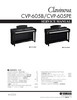 Thumbnail Yamaha cvp605b cvp605 cvp-605 cvp-605pe service manual