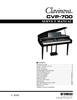 Thumbnail Yamaha cvp-700 cvp700 complete service manual