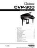 Thumbnail Yamaha cvp900 cvp-900 cvp complete service manual