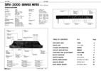 Thumbnail Roland srv2000 srv-2000 srv 2000 complete service manual
